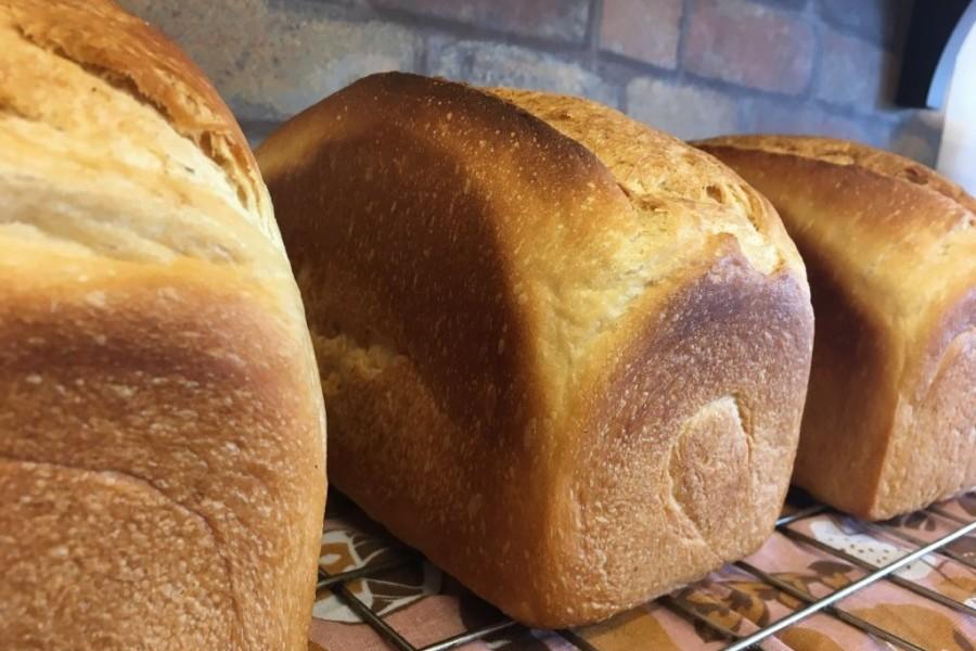 ブーランジェリー カレのこだわり食パン